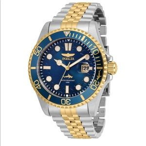 Invicta Pro Diver Men's Two-Tone Stainless Steel